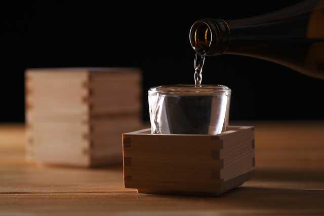 日本酒 枡 もっきり rayes レイエスダブルウォールグラス